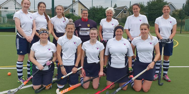 The Bridlington team in their away colours in Mirfield. Picture: Juan Carol Lino.